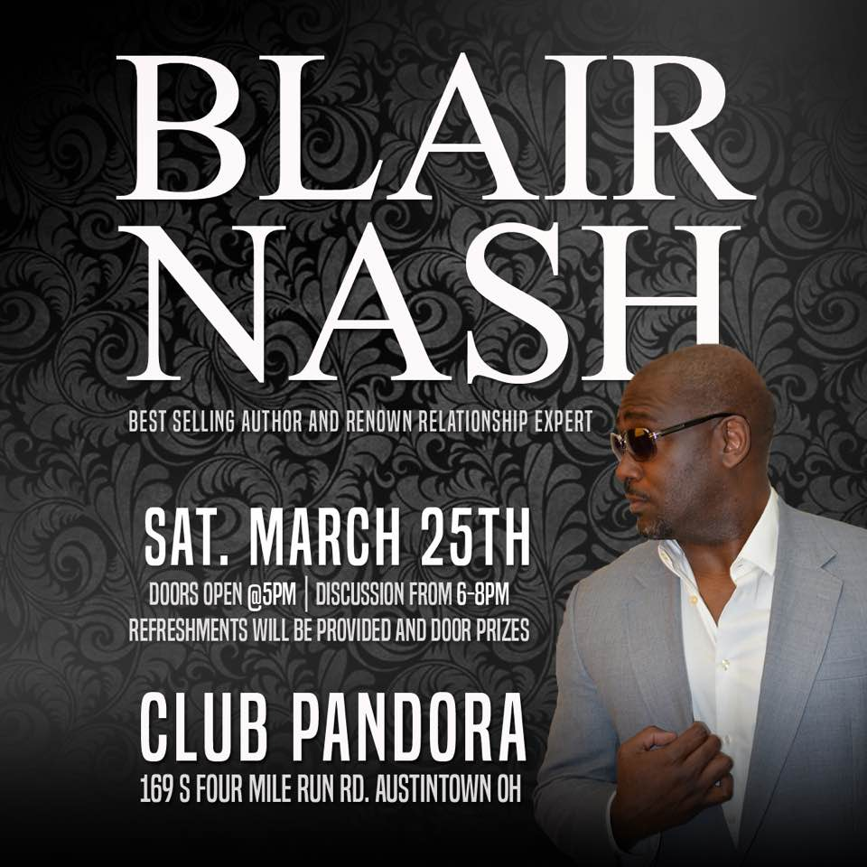 Club Pandora Event featuring Blair Nash